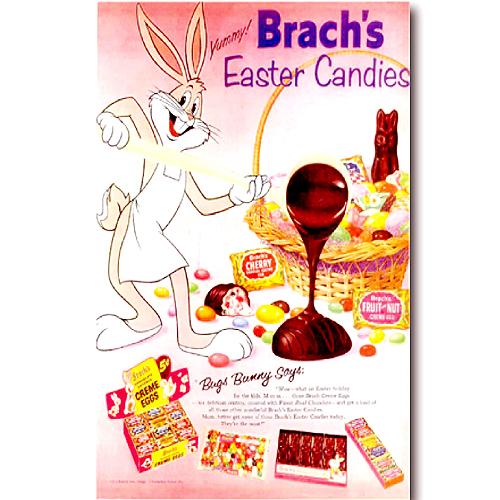 빈티지 포스터 Brach's