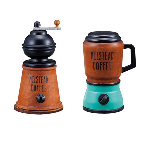 [DECORE] Coffee Mill Wood 연필깎기 : 2 Type
