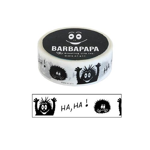 BARBAPAPA 바바파파 마스킹 테이프 : YEAH
