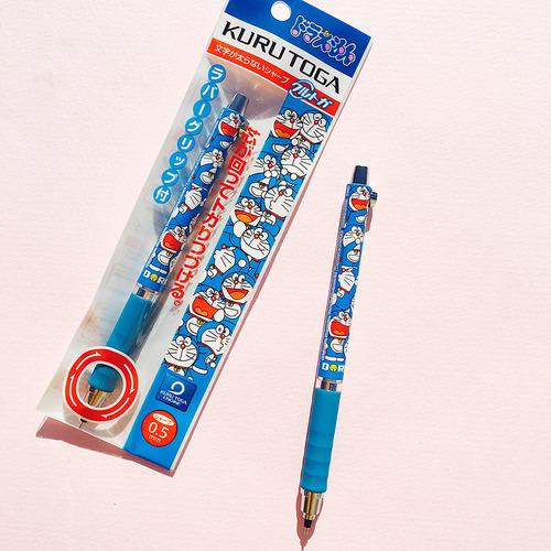 [KURUTOGA] 도라에몽 쿠루토가 샤프 러버그립 0.5mm