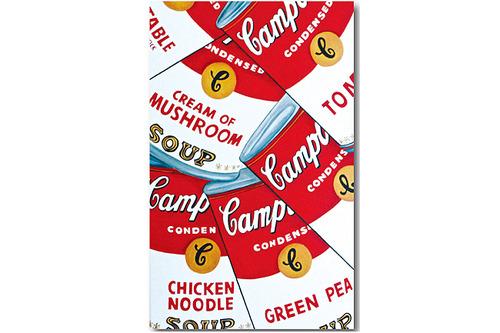 빈티지 포스터 Campbell Soup